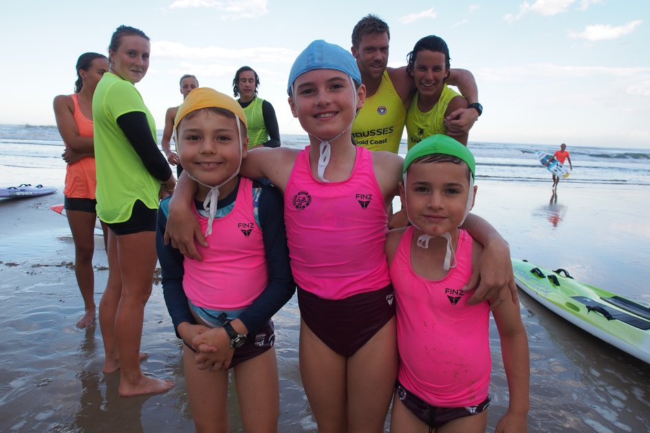 Join me in supporting the Free Peregian Surf Club! Campaign